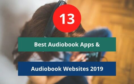 Best audiobook apps and audiobooks websites 2019