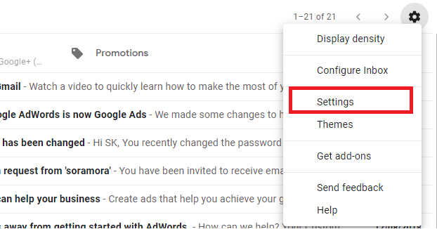 How to add labels to emails in Gmail?