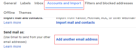 How to redirect your branded email to your gmail account?