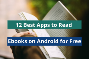 Best apps to read ebooks for free