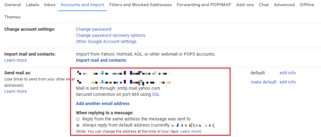 How to Link Yahoo Mail to Gmail Account (Including images